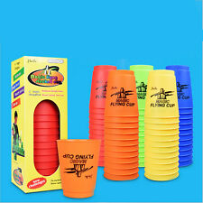 12pcs Speed Stacks Sport Stacking Cups Children Kids Trainning Toy NT