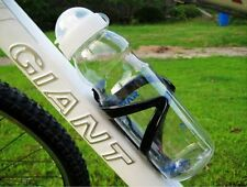 US Outdoor Sports Cycling Bike Bicycle Plastic Water Bottle Holder Cages Mount