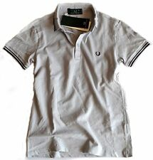 Polo Fred Perry Jersey T-shirt Man Men slim collar. 2651