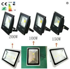 Black security Commercial Lamp LED Bulbs Flood light 10W-300W LED Outdoor