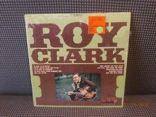 RARE SEALED ROY CLARK SELF TITLED LP RECORD ALBUM HILLTOP