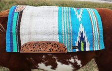 Wool Western Show Trail SADDLE PAD Rodeo blanket 38123. Brand New