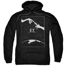 E.T. ET Extra-Terrestrial Movie Fingers Touch MOVIE POSTER Sweatshirt Hoodie