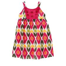 Gymboree Batik Summer ikat print dress New NWt girls size 12 18 24 M 2T 3T