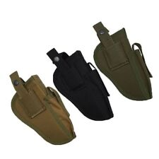 Tactical Pistol Left Right Hand Gun Holster Magazine Holder Pouch Mag Bag 3Color