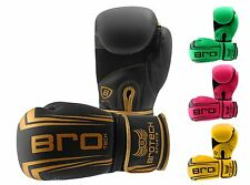 Force Boxing Gloves Synthetic leather Training Boxing Muay Thai kickboxing Glove