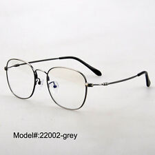 22002 full rim memory titanium myopia eyewear eyeglasses prescription spectacles