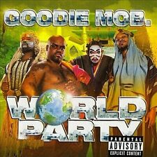 World Party [PA] by Goodie Mob (CD, Dec-1999, LaFace) Kanye West CeCe-Lo