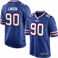 BRAND NEW AUTHENTIC NIKE Shaq Lawson Game Buffalo Bills Jersey Factory Sealed