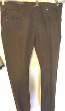 Agave Denim Gringo Copper Collection Agate Brown Classic Straight Jeans