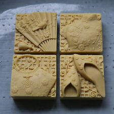 Soap Mold Cheongsam Bird Silicone Soap Making Mould Handmade Candle Resin Molds