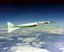 USAF  North American XB-70A Valkyrie Color Photo  Military  B-70 Bomber