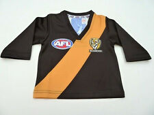 AFL RICHMOND/TIGERS BABY/TODDLERS FOOTY JUMPER/GUERNSEY - BRAND NEW