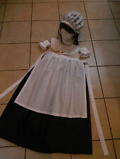 Girls/ladies victorian, florence nightingale dressing up set, costume,outfit