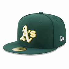 Oakland Athletics 2017 59Fifty Authentic Fitted Performance Road MLB Baseball