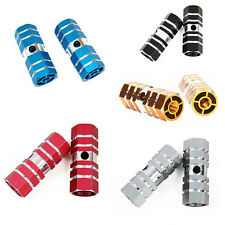 1 Pair New Bike Axle Pedal Foot Pegs Bicycle Fashion Aluminum Mountain Alloy