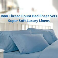 1800 Thread Count Sheet Set, Luxury Linens, Hotel Quality Bed Sheet Set