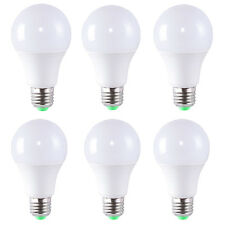 6X LED Light Bulbs A19 Standard E26/E27 Base Energy Saving LED Light Bulb Indoor