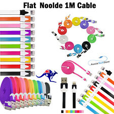 1 Meter 8pin Data USB Charging Cable for iphone 7 7plus 6/6S 6/6S plus 5/5S/SE 4