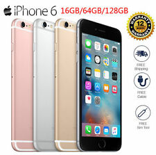 Apple iPhone 6/5S GSM 4G ''Factory Unlocked'' Smartphone Phone AT&T T-Mobile @41