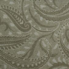 Quilt Fabric Cotton Calico Quilting FQ Green Paisley by Marcus Fat Quarters