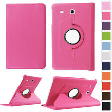 Rotating Stand Flip Leather Smart Case Cover For Samsung Galaxy Tab 3 10.1 P5200