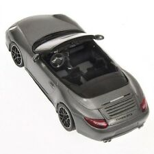 Porsche 911 GTS Cabriolet (2011) Diecast Model Car. Free Shipping