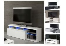 Modern White Gloss or Grey Entertainment TV Cabinet Plasma/LCD/LED Stand Unit