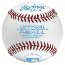 Rawlings T-Ball Training Ball - 2 Pack. Free Delivery