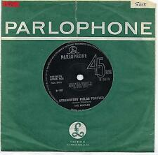 """The Beatles - Strawberry Fields Forever - 7"""" Single"""
