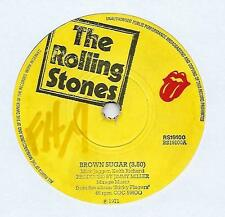 "The Rolling Stones - Brown Sugar - 7"" Single"
