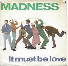 """Madness - It Must Be Love - 7"""" Single"""