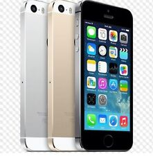 """A+++ Apple iPhone 5S- 16 32 64GB GSM """"Factory Unlocked"""" Smartphone Various Color"""