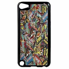MARVEL DC Comics Plastic Case Cover for iPod 4th - 5th - 6th Generation D5