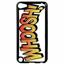 Comic Art WHOOSH Plastic Case Cover for iPod 4th - 5th - 6th Generation D2