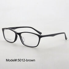 5012 unisex full rim acetate prescription spectacles RX optical frames eyewear