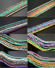 "Mixed 15"" 1strand Natural Gemstone Round Loose Spacer Beads 6mm(64PCS Beads) DIY"
