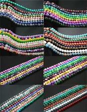 "Mixed 15"" 1strand Natural Gemstone Round Loose Spacer Beads 8mm(48PCS Beads) DIY"