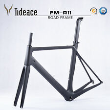 T800 Carbon Road Bike Frames BSA Full Carbon Bicycle Frameset 49/51/54/56/58cm