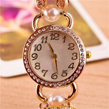 Wrist Watch Quartz Ladies Watches Hot Sale Wrist Luxury White Flower 1Pcs