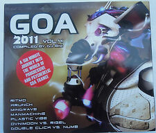 CD GOA Psy Trance Psychedelic Dance Electronic Progressive Music rave Party New