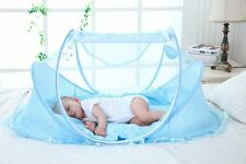 Baby Bed Portable Folding Baby Crib With Netting Newborn Sleep Bed Travel Bed