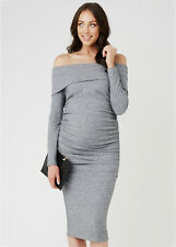 NEW - Ripe Maternity - Bonnie Off The Shoulder Maternity Dress