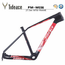 Tideace Carbon MTB Frame 27.5er Full Carbon Bicycle Frames 650B Bike Frameset