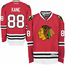 Chicago Blackhawks Patrick Kane Reebok Red Authentic Premier Home Jersey