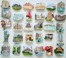 3D Art Resin Travel Decorative Fridge Magnet Craft Gift Souvenir Tourist