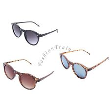 Unisex Mens Womens Vintage Sunglasses Eyewear with Rivets for Outdoor Activities