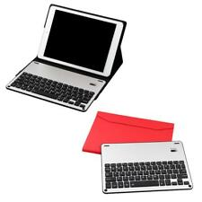 Aluminum Wireless Bluetooth 3.0 Keyboard Case Cover for Apple iPad Air /Air2