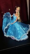 Barbie Soniely Dolls Clothes Prom Gown Evening Wedding Party Girls Gifts Dress