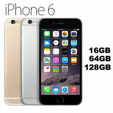 Apple iPhone 6 5s Unlocked 4s 16GB 64GB 128GB Space Grey Gold Silver Warranty